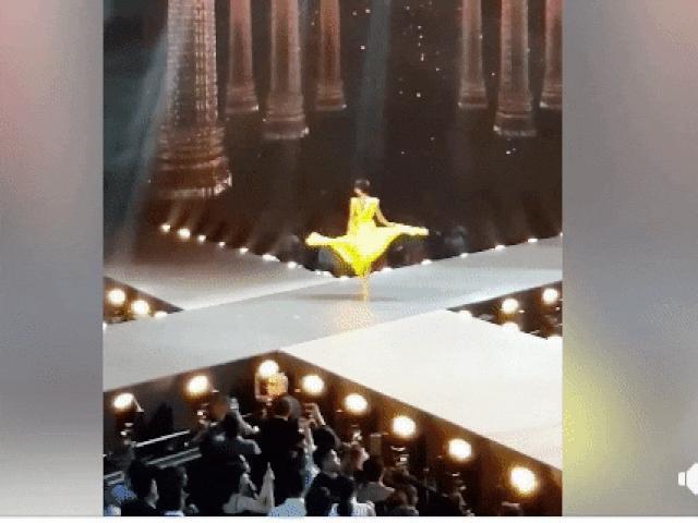 HHen Niê xoay chiếc váy, đưa fan về khoảnh khắc 10 năm trước của Miss Universe