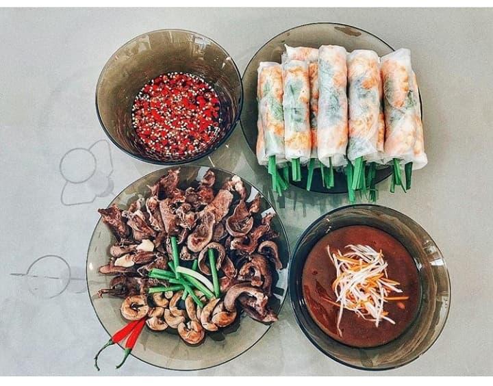 sau 2 thang lay chong, cuoc song hon nhan cua lan khue va ong xa dai gia gio the nao? - 6