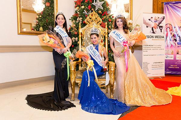 doanh nhan nina phuong dang quang a hau 1 mrs viet nam intercontinental 2018 tai canada - 5