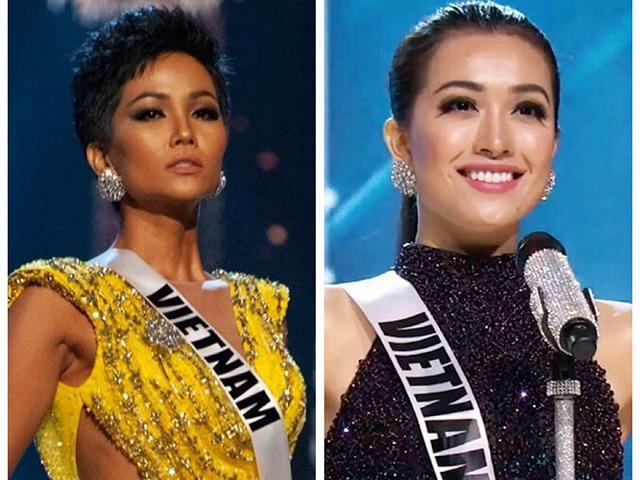 Đôi hoa tai HHen Niê đeo trong bán kết Miss Universe chính là của Á hậu Lệ Hằng