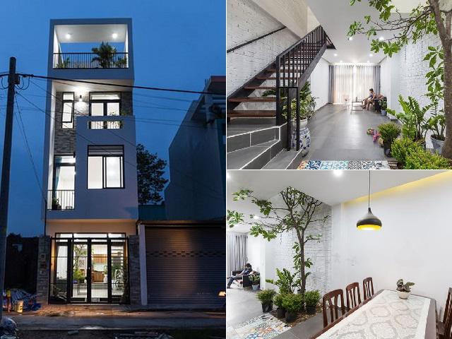 Nhìn căn nhà 4 tầng ai cũng thích, nhưng khi biết rõ giá còn sốc hơn vì... quá rẻ
