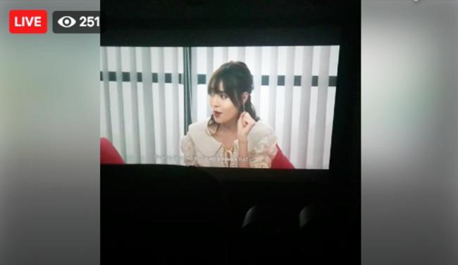 "phim cua ""gai gia"" lan ngoc gap ke cai cun: livestream trai phep, thach thuc nguoc ekip - 1"
