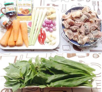 Cách nấu bò kho ngon, đơn giản dễ làm ai ăn cũng khen tấm tắc