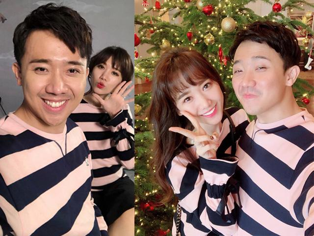 Đăng ảnh kỷ niệm 2 năm ngày cưới, Trấn Thành Hari Won khiến fan bất ngờ vì điều này
