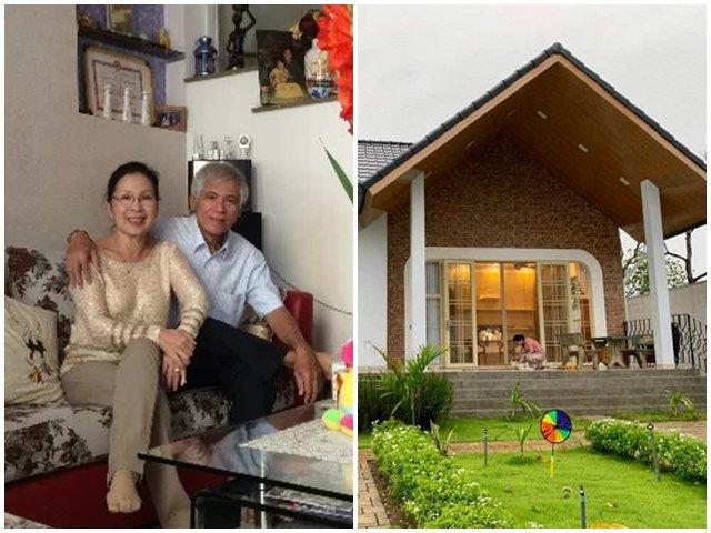Vừa được thăng chức, NSND Kim Xuân bỏ phố tậu nhà vườn bình yên đón tuổi già