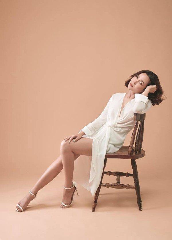 """hanh trinh lot xac """"vit hoa thien nga"""" cua luu huong giang sau 15 nam hoat dong showbiz - 13"""
