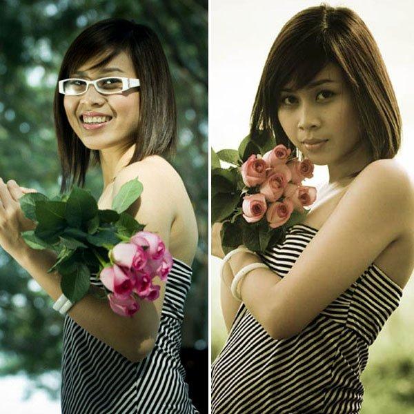 """hanh trinh lot xac """"vit hoa thien nga"""" cua luu huong giang sau 15 nam hoat dong showbiz - 1"""