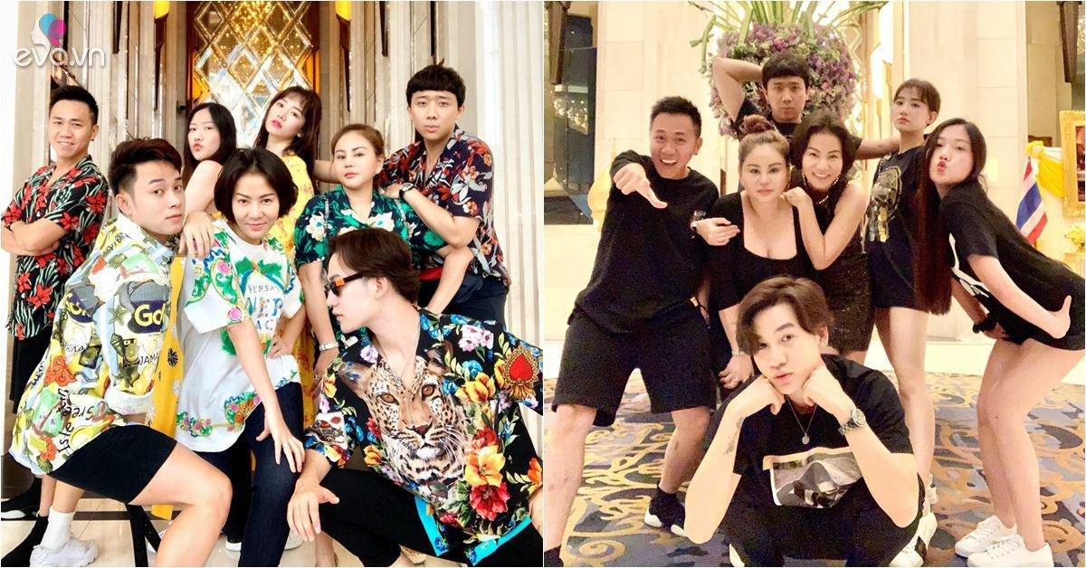 Sao Việt 24h: Vợ chồng Trấn Thành và biệt đội ăn chơi toàn sao hot làm dân mạng lác mắt-Ngôi sao