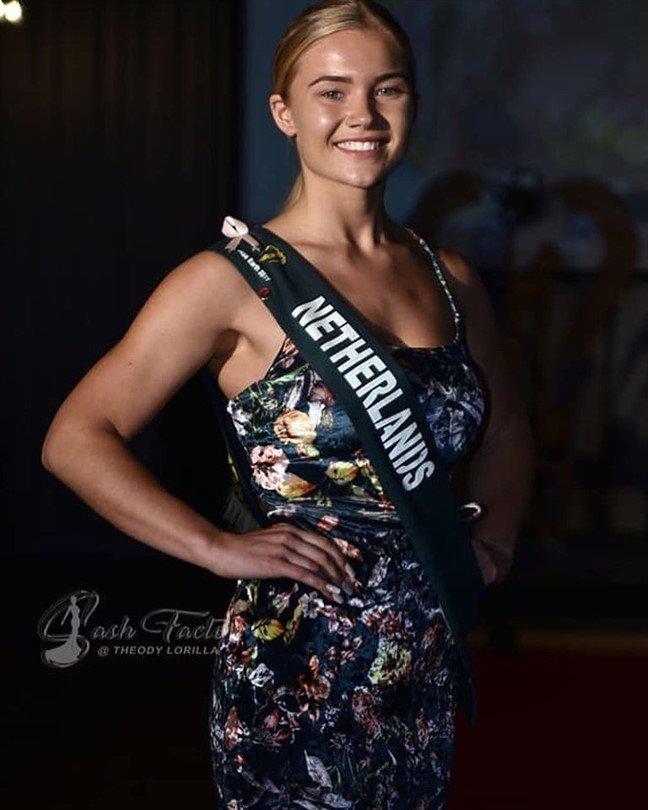 Để mặt mộc, đại diện Việt Nam tại Miss Earth lép vế trước các đối thủ mạnh - 7