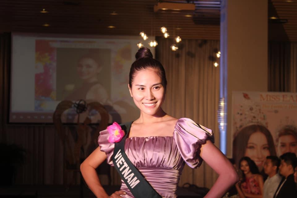Để mặt mộc, đại diện Việt Nam tại Miss Earth lép vế trước các đối thủ mạnh - 10
