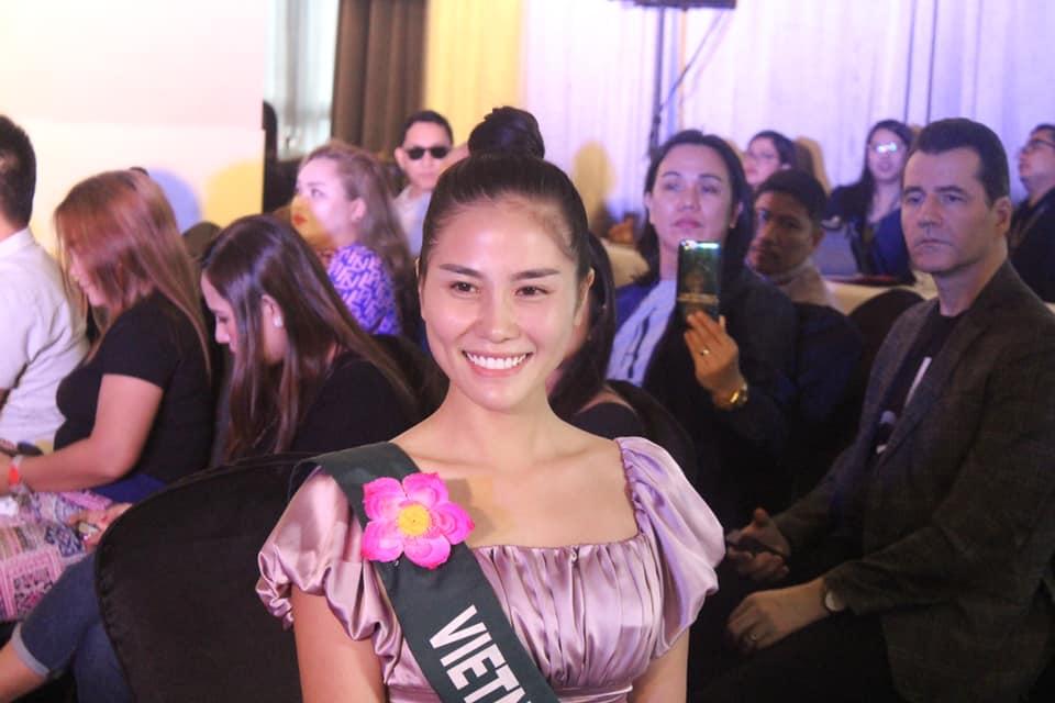Để mặt mộc, đại diện Việt Nam tại Miss Earth lép vế trước các đối thủ mạnh - 9