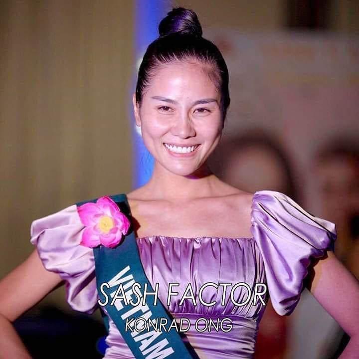 Để mặt mộc, đại diện Việt Nam tại Miss Earth lép vế trước các đối thủ mạnh - 4