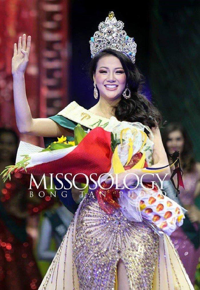 Để mặt mộc, đại diện Việt Nam tại Miss Earth lép vế trước các đối thủ mạnh - 1
