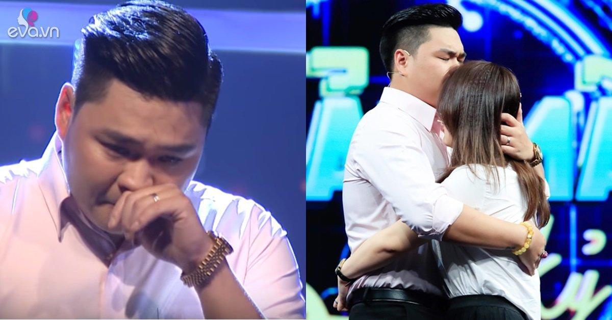 18 tuổi đã yêu gái 2 con hơn 8 tuổi, con trai Lê Giang bật khóc cám ơn vợ
