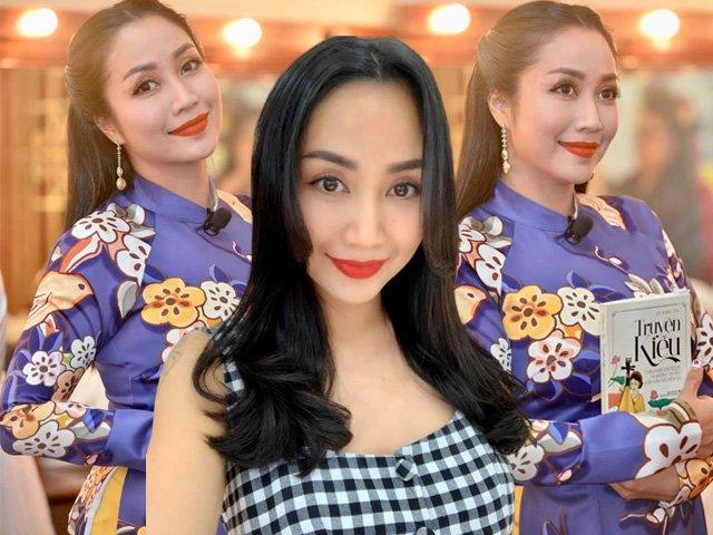 Bị chỉ trích vì làm lố tại gameshow, Ốc Thanh Vân vẫn tự tin khoe nhan sắc đẹp rụng rời