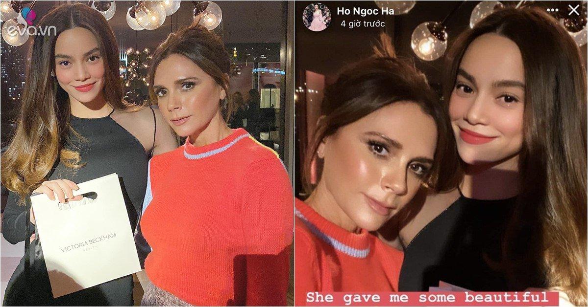 Sao Việt 24h: Hồ Ngọc Hà được khen đẹp hơn vợ Beckham nhưng cô lại nói fan vô duyên-Ngôi sao