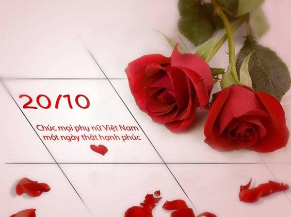 20 tháng 10 là ngày gì, bắt đầu từ năm nào? Mỗi năm cứ đến ngày 20 10 là chúng ta đều gửi hàng ngàn lời chúc đẹp và ý nghĩa nhất tới những người phụ nữ Việt Nam bày tỏ sự yêu mến, quan tâm và tình cảm sâu sắc nhất.