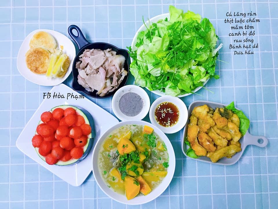"""8X phương pháp thực đơn cả tuần giúp mọi người chẳng còn đau đầu suy nghĩ """"Hôm nay ăn gì?""""  - Ảnh 1."""