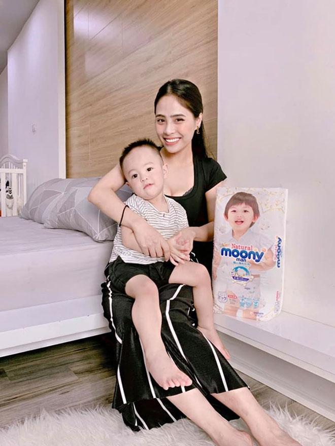 """Chỉ một tháng, tã organic Nhật đã """"đốn tim"""" các mẹ Việt - 1"""