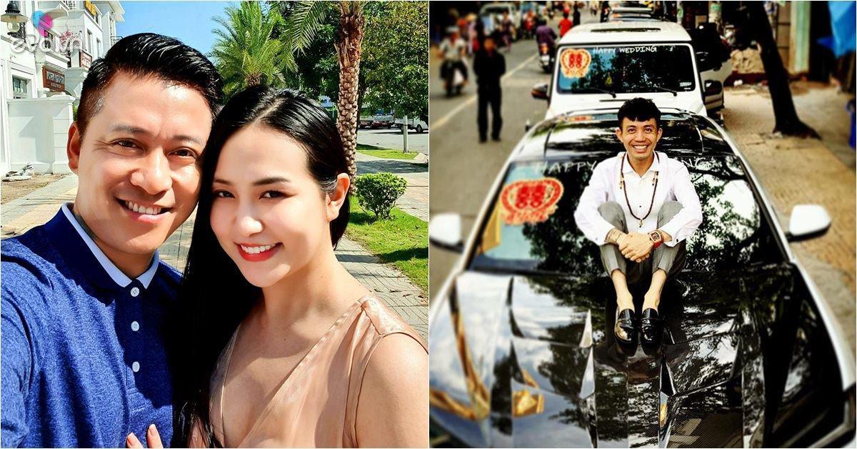 Sao Việt 24h: Đại gia Minh Nhựa cũng ngưỡng mộ nhà đẹp, xe xịn, vợ con xinh của Tuấn Hưng-Ngôi sao