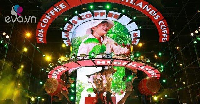 Hơn 6.000 bạn trẻ Đà Nẵng bùng nổ cùng đại tiệc âm nhạc Highlands Coffee