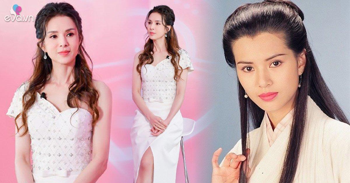 Tiểu Long Nữ đẹp nhất màn ảnh: Người khác ngày một già đi nhưng Lý Nhược Đồng ngày càng trẻ