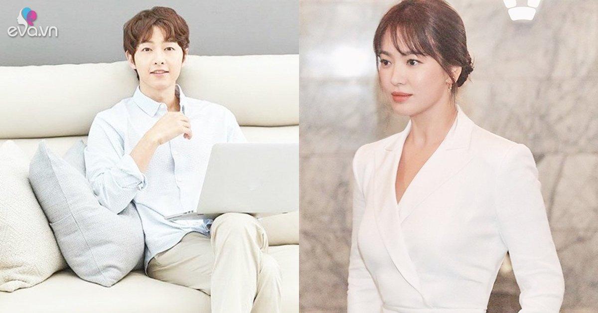 Lần đầu tái xuất hậu ly hôn, Song Joong Ki bị mang...