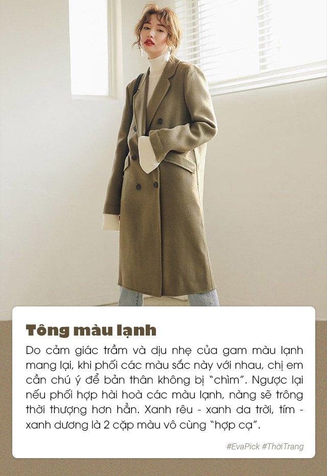 "6 bi quyet phoi mau trang phuc hot nhat han quoc - vua ""ninh"" da vua dep mat - 3"