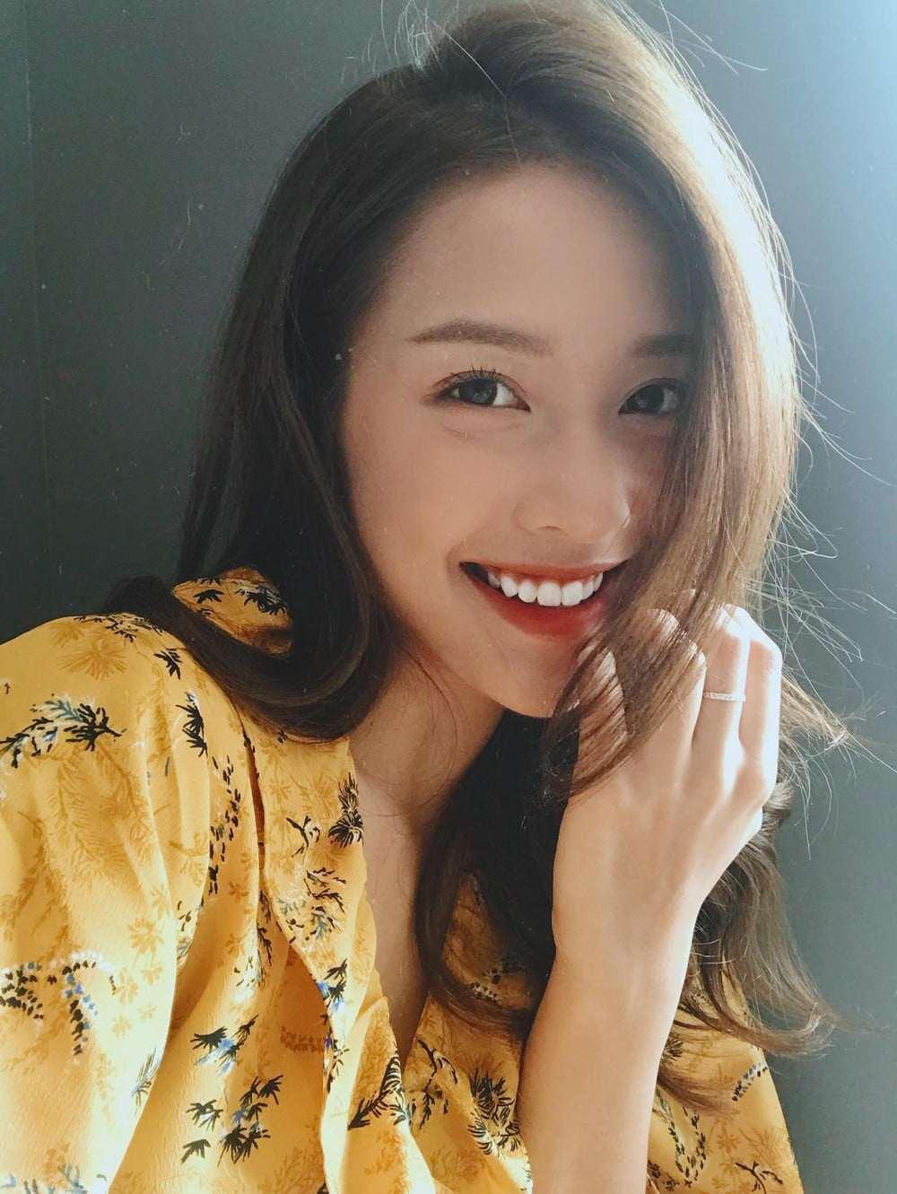 kha ngan - my nhan viet tung dong vaicua song hye kyovao top 100 guong mat dep nhat chau a - 10