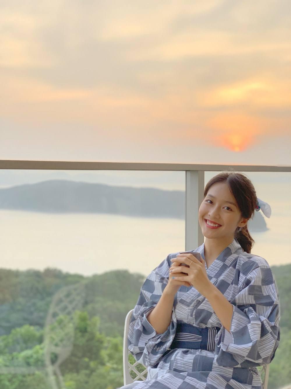 kha ngan - my nhan viet tung dong vaicua song hye kyovao top 100 guong mat dep nhat chau a - 5