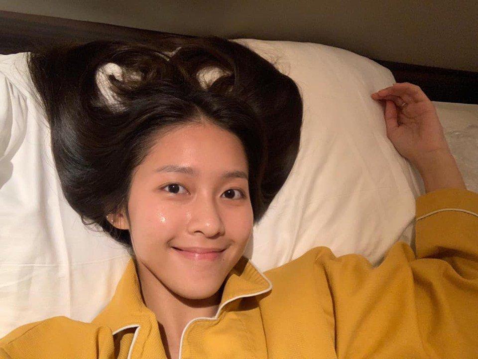 kha ngan - my nhan viet tung dong vaicua song hye kyovao top 100 guong mat dep nhat chau a - 15