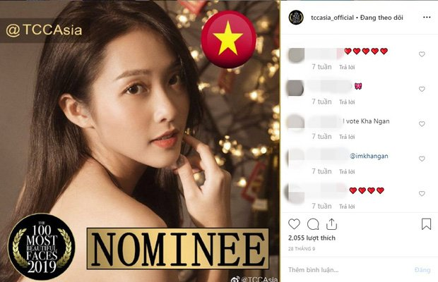 kha ngan - my nhan viet tung dong vaicua song hye kyovao top 100 guong mat dep nhat chau a - 3