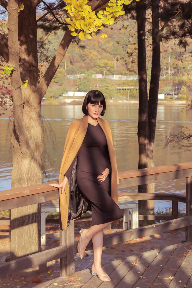 Xin mãi chồng mới cho mang bầu lần 3, lúc có thai Di Băng tặng luôn chồng xe 7 tỷ - 3