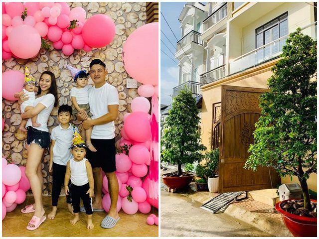 Rút lui khỏi showbiz sinh con, Hải Băng 2 năm tậu 3 căn nhà nhưng nhà đang ở mới đẹp