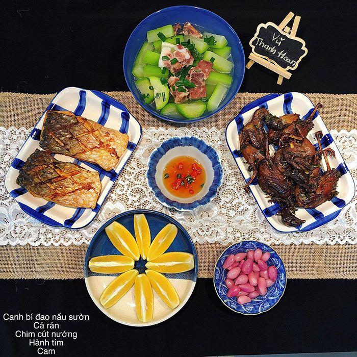 Học ngay vợ đảm nấu thực đơn cả tuần không trùng lặp dù chỉ một món - 4