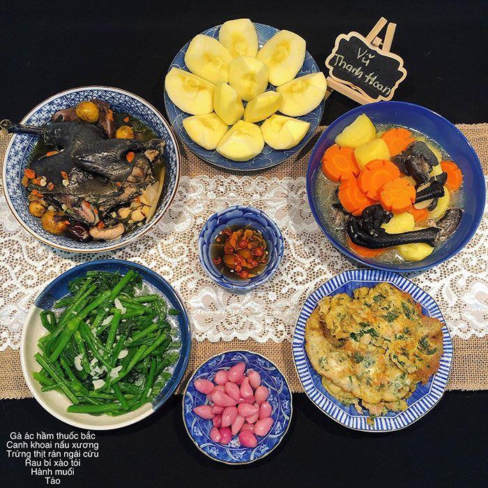 Học ngay vợ đảm nấu thực đơn cả tuần không trùng lặp dù chỉ một món - 5