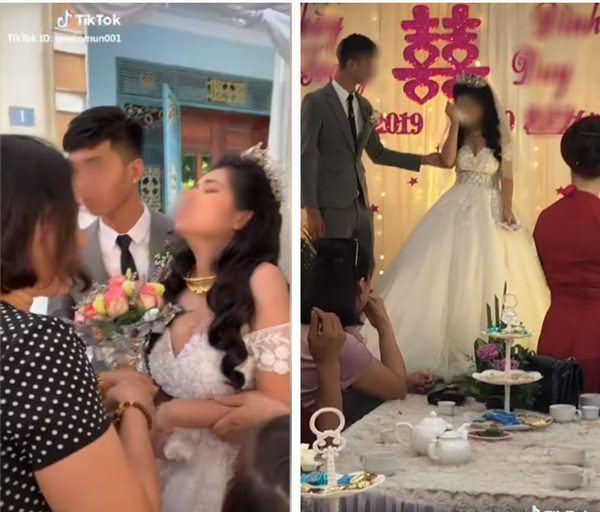 Cô dâu khóc ngất, chú rể hôn như nuốt... và những sự cố có 1-0-2 nhớ đời trong đám cưới - 4