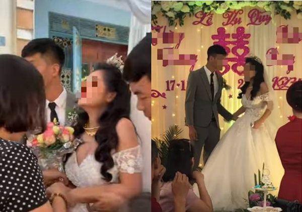 Cô dâu khóc ngất, chú rể hôn như nuốt... và những sự cố có 1-0-2 nhớ đời trong đám cưới - 5