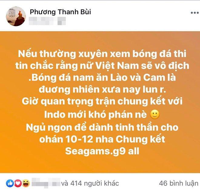 bong da nu viet nam vo dich sea games: sao viet vo oa cam xuc thuong lan tu hao - 20
