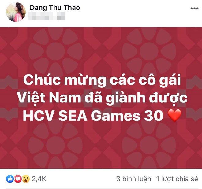 bong da nu viet nam vo dich sea games: sao viet vo oa cam xuc thuong lan tu hao - 1