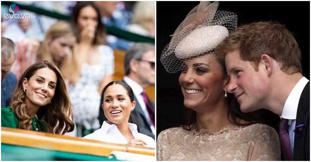 Từng rất quý Công nương Kate, Hoàng tử Anh trở mặt với chị dâu vì vợ