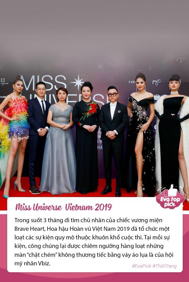 "5 sieu tham do an tuong, quy tu du kieu ""chat chem"" vay ao cua dan sao vbiz nam 2019 - 8"