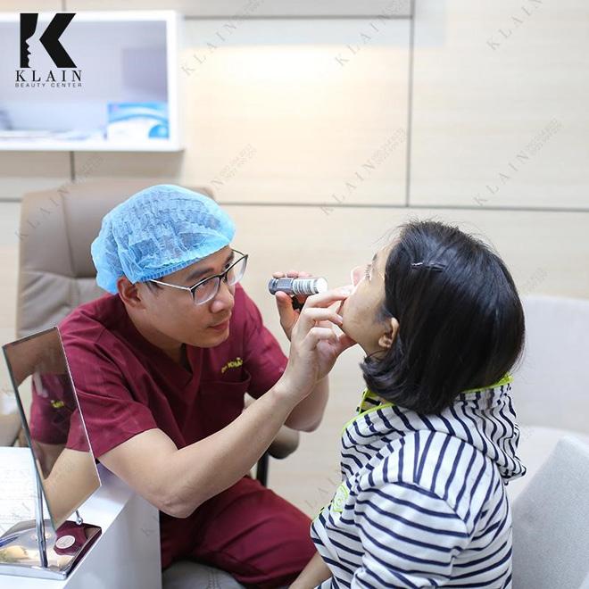 """nang mui dep uu dai """"khung"""" - ron rang don xuan cung klain beauty center - 5"""