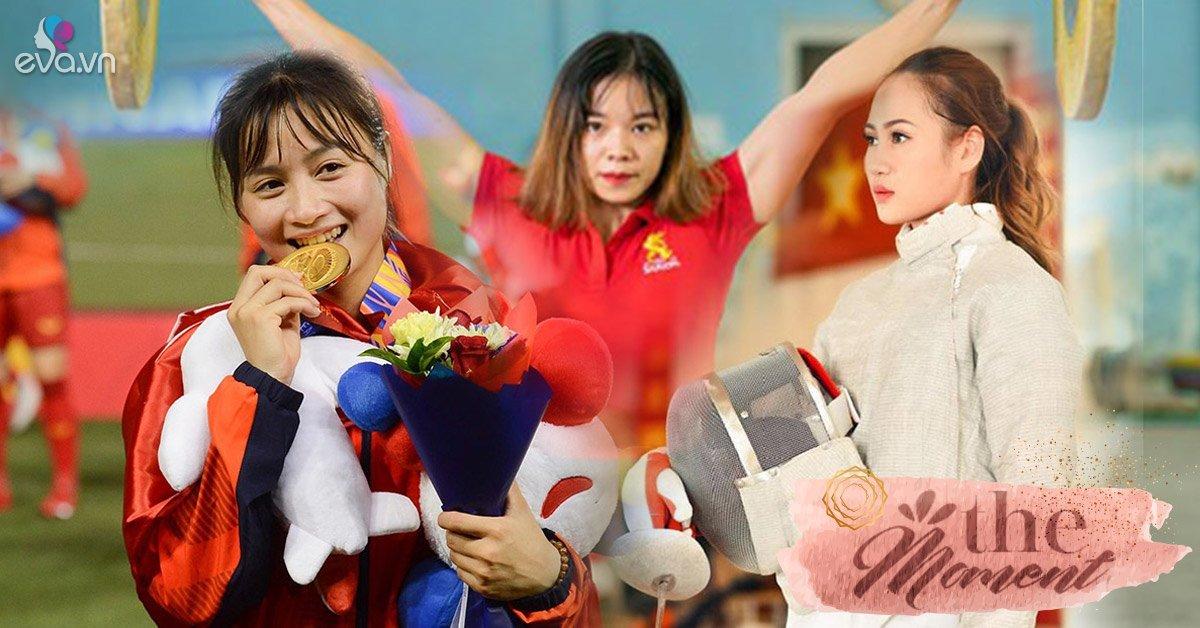 Năm 2019 gần hết, thật thiếu sót nếu không nhắc đến những nhan sắc của thể thao Việt Nam