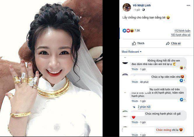 Hot girl Nhật Linh