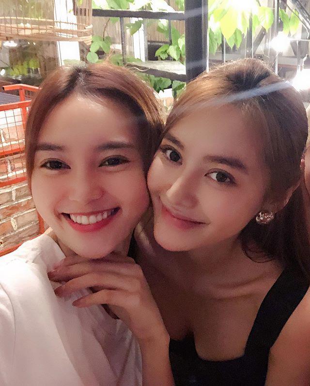 "khong cung huyet thong, ""my nhan dao keo"" linh chi va ninh duong lan ngoc van giong nhau nhu tac - 1"
