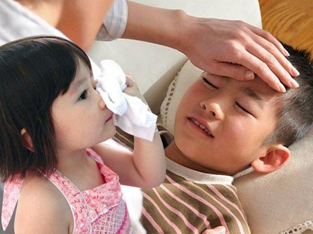 Dịch cúm gia tăng, bác sĩ chỉ sai lầm bắt đầu từ chiếc khăn xô làm trẻ lâu khỏi bệnh