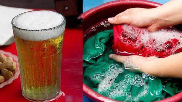 Bia uống dở đừng vội đổ đi, tận dụng theo cách này sẽ thấy thành quả bất ngờ - 1