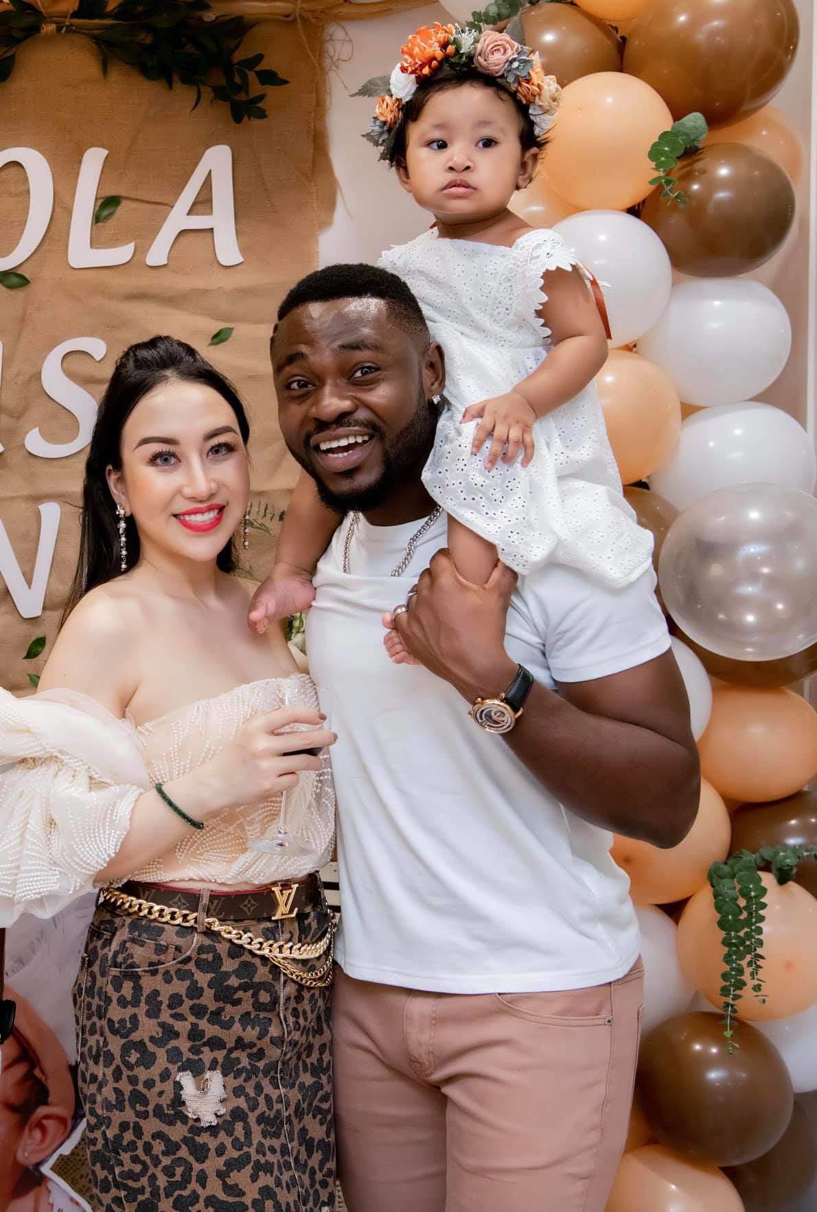 Tiểu thư Hà Nội từng bị chồng châu Phi dùng 'bàn tay hư' ʂờ ɱó, thừa nhận ɦỏռɢ ռɢực nhưng rất vui