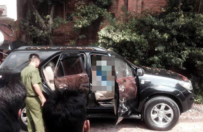 Thông tin mới vụ đôi nam nữ tử vong trên ô tô đang nổ máy